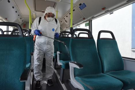 S.C. O.T.L. S.A. - Info dezinfecţie mijloace de transport persoane