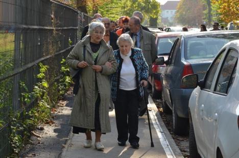 Eva s-a întors acasă: Memorialul dedicat copiilor evrei care au pierit în timpul Holocaustului a fost dezvelit în Parcul Bălcescu (FOTO/VIDEO)