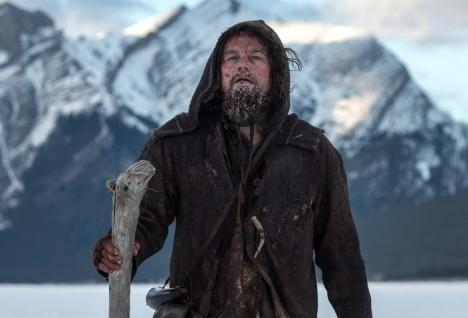 Patimile lui DiCaprio