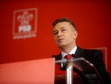 Diaconescu a plecat din PSD