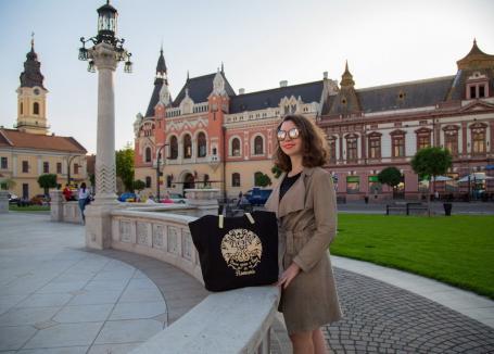 Cum ne văd turiştii: O bloggeriţă cunoscută spune că s-a simţit 'dubios de bine' la Oradea