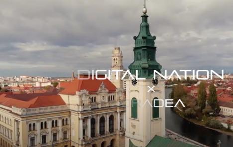 Generatia Tech. 180 de tineri orădeni au urmat gratuit cursuri de administrare digitală sau programare (VIDEO)