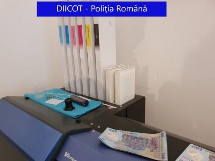 Cel mai mare falsificator de bancnote de plastic din lume este un român. 'A produs cele mai bune falsuri din istoria României', anunţă DIICOT (FOTO / VIDEO)