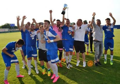 CS Diosig și-a adjudecat și Cupa României și a realizat eventul în Bihor!