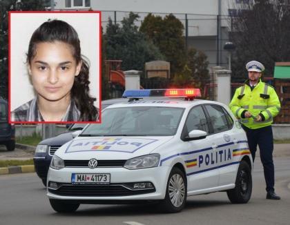O fată de 17 ani din comuna Mădăras e căutată de părinţi şi de Poliţie