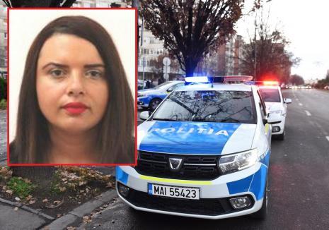 Tânără de 34 de ani din Bihor, căutată de Poliţie. Aţi văzut-o?