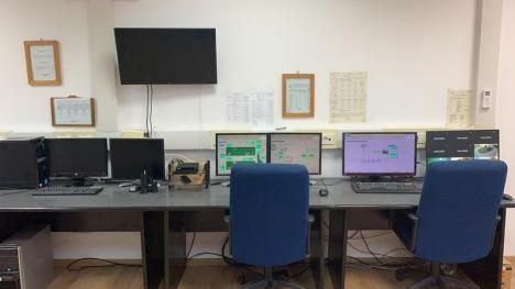 Izolaţi la datorie: Temoficare Oradea, Electrica şi Compania de Apă şi-au izolat o parte din personal la locul de muncă (FOTO)