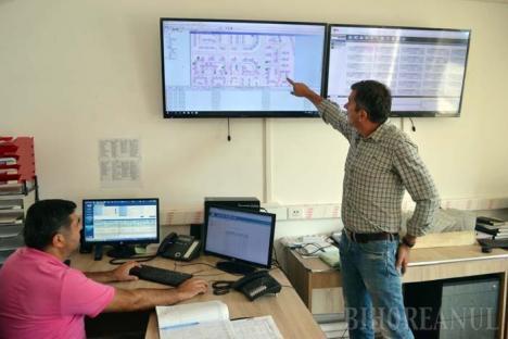 Stare de urgenţă: Termoficare Oradea şi CAO își vor izola la muncă angajaţii din sectoarele cu foc continuu
