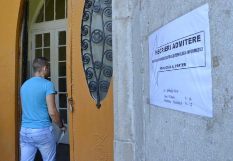 Medicina şi Ingineria, domeniile cu cele mai multe locuri fără taxă de la Universitatea din Oradea