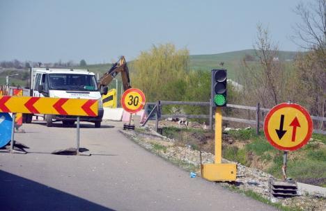 Firma Porr Construct, câştigătoare a ultimei licitaţii pentru reabilitarea DN 76 Oradea – Deva