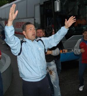 Dobai şi Farcău aşteaptă validarea AGA FC Bihor