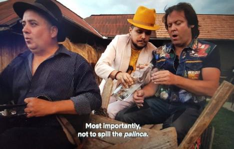Bihorul pe Netflix... cu pălincă şi sarmale. Judeţul nostru apare în seria 'Flavours of Romania' a cunoscutului realizator Charlie Ottley