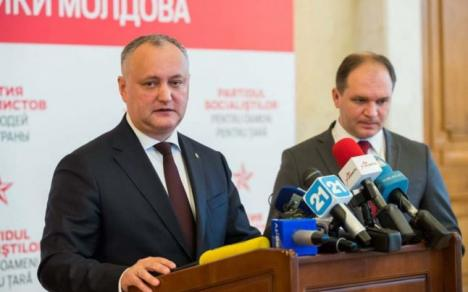 Haos în Republica Moldova: Preşedintele Igor Dodon, suspendat din funcţie de Curtea Constituţională, Parlamentul a fost dizolvat