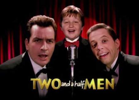 """Serialul """"Doi bărbaţi şi jumătate"""", anulat din cauza lui Charlie Sheen"""