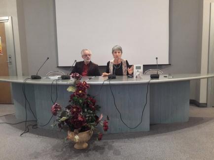 'Efectul fluturelui': o carte despre o iubire platonică, crimele din Transnistria şi cu un autor-personaj, Doina Jela