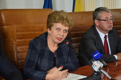 Ministrul Apelor, Doina Pană, a demisionat
