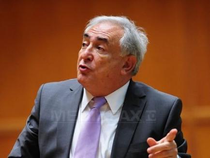 Răsturnare de situaţie în cazul Strauss-Kahn: A fost eliberat şi i s-a returnat cauţiunea