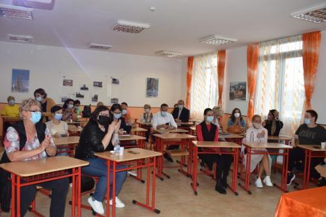 Școală Eco. Elevii Liceului Don Orione vor folosi din toamnă energie regenerabilă (FOTO)