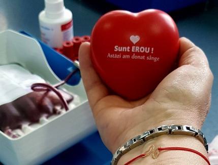 Cod roşu la Centrul de transfuzie! E nevoie de voluntari care să doneze sânge