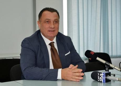 Şef la Bucureşti: Dorel Dume este director general adjunct la Administraţia Naţională Apele Române