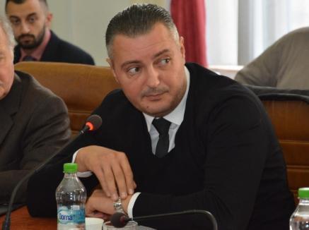 Şi-a 'tras' funcţie nouă: Dorin Corcheş este vicepreşedinte al Administraţiei Fondului de Mediu