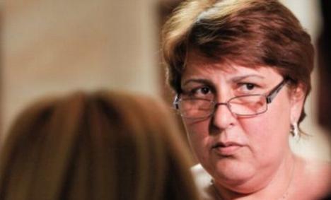 Dorina Tiron, demisă din funcţia de director al CNADNR