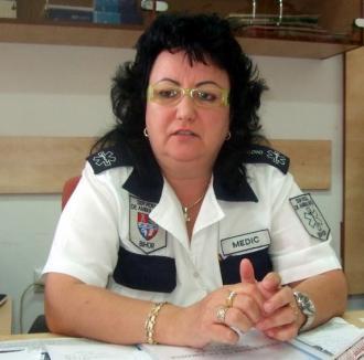 Şefa de la Ambulanţă, destituită în urma unor controale