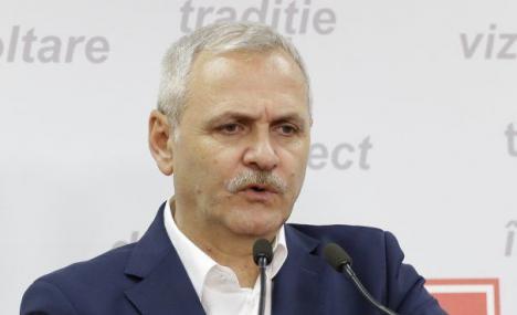 Dragnea: Iohannis incită populaţia la violenţă