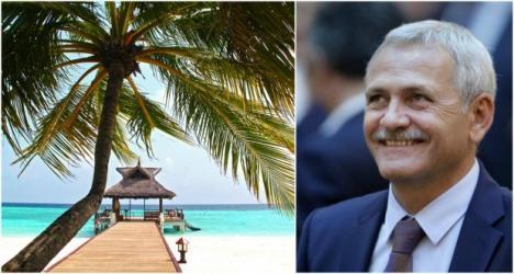 Liviu Dragnea, o lună în vacanţă! Liderul PSD va avea un concediu exotic