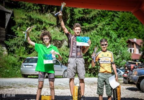 Patru medalii pentru Carcover Racing Team Oradea la 'Imprezzio Global MTB Marathon 2017'