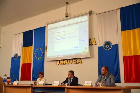 Lecţie de antreprenoriat cu Dragoş Pîslaru: Fostul ministru le-a explicat studenţilor de ce să înceapă o afacere (FOTO)