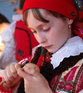 O nouă ediţie a festivalului 'Oul de Paşti', în Vinerea Mare, la Drăgoteni