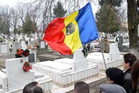 Oradea va sărbători, vineri, Ziua Victoriei Revoluţiei Române şi a Libertăţii