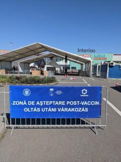 Vaccinare drive-through, în Oradea. Află unde, când şi cum te poţi vaccina cu Pfizer, direct în maşină! (FOTO)