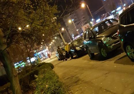 """""""Zombi"""" în trafic: Tineri drogați au pus comunitatea orădeană pe jar (FOTO/VIDEO)"""
