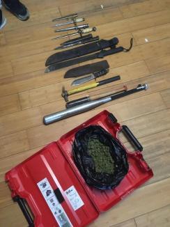 Cum acţiona reţeaua de traficanţi de cocaină cu ramificaţii în Bihor (FOTO)