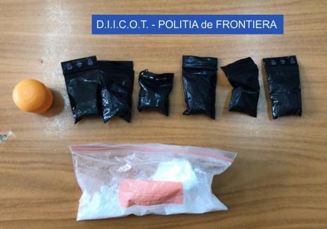 Prins cu 90 de grame de amfetamină în vama Borş! (FOTO / VIDEO)