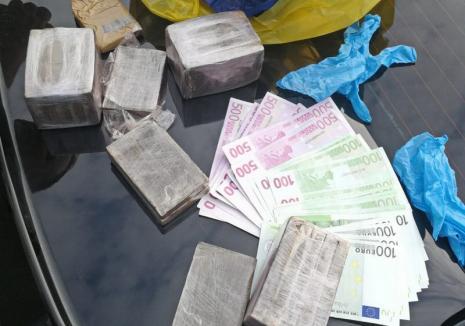 A vândut în Oradea 6 kilograme de marijuana găsite în Spania! Dat în urmărire naţională, traficantul a ajuns după gratii