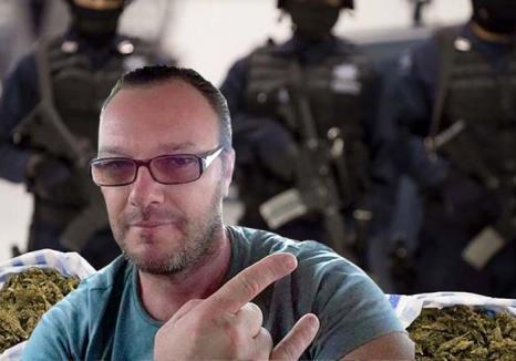 Descoperire şocantă a anchetatorilor din Oradea: Poliţist reţinut pentru trafic de droguri!