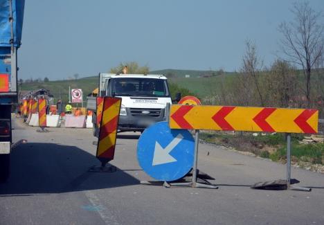 Drumul Dobreşti - Vârciorog va fi modernizat cu 27,7 milioane lei