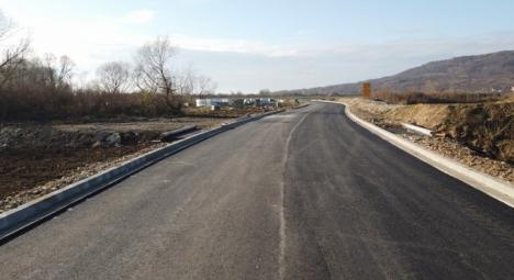 Drumul de Fughiu prin Podgoria se închide la finele săptămânii pentru ultima rundă de asfaltări