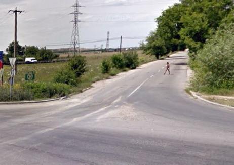 Legătura de Borş. Drumul industrial dintre Oradea şi Santău Mic va fi modernizat