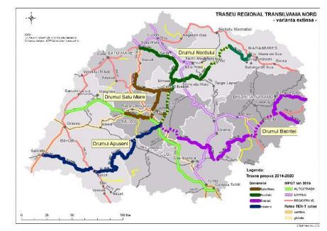 Consiliul Judeţean Bihor a scos la licitaţie reabilitarea unui tronson de 13 kilometri din Drumul Apusenilor