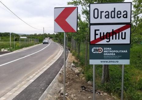 Drumul de Fughiu prin Podgoria a fost asfaltat. Vezi cum arată! (FOTO)
