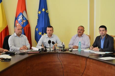 Au semnat! Oradea va avea două legături rutiere noi cu Oşorhei şi Sîntandrei