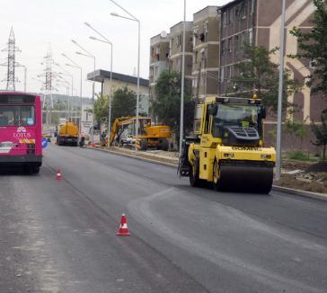 Firma Aquacons va face proiectarea drumurilor orădene