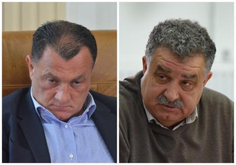 Dume cu Avrigeanu: Șeful ABA Crișuri, Dorel Dume, va fi înlocuit cu liberalul Ionel Avrigeanu