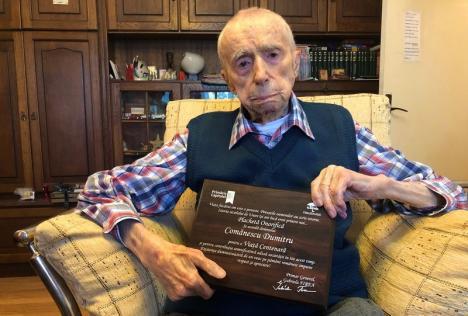 Cartea Recordurilor: Un român în vârstă de 111 ani este al treilea cel mai bătrân bărbat din lume
