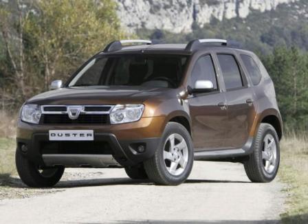 Dacia Duster se lansează şi la Oradea!