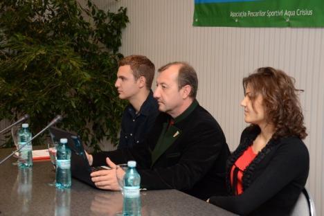 Aqua Crisius a lansat un nou proiect de mediu pentru ariile protejate de pe Crişul Repede şi Crişul Negru